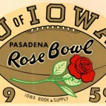 Rose Bowl sticker