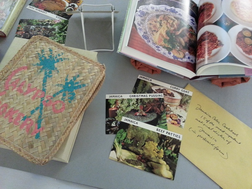 Image showing cookbooks on display