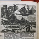17th century animals that look like monsters