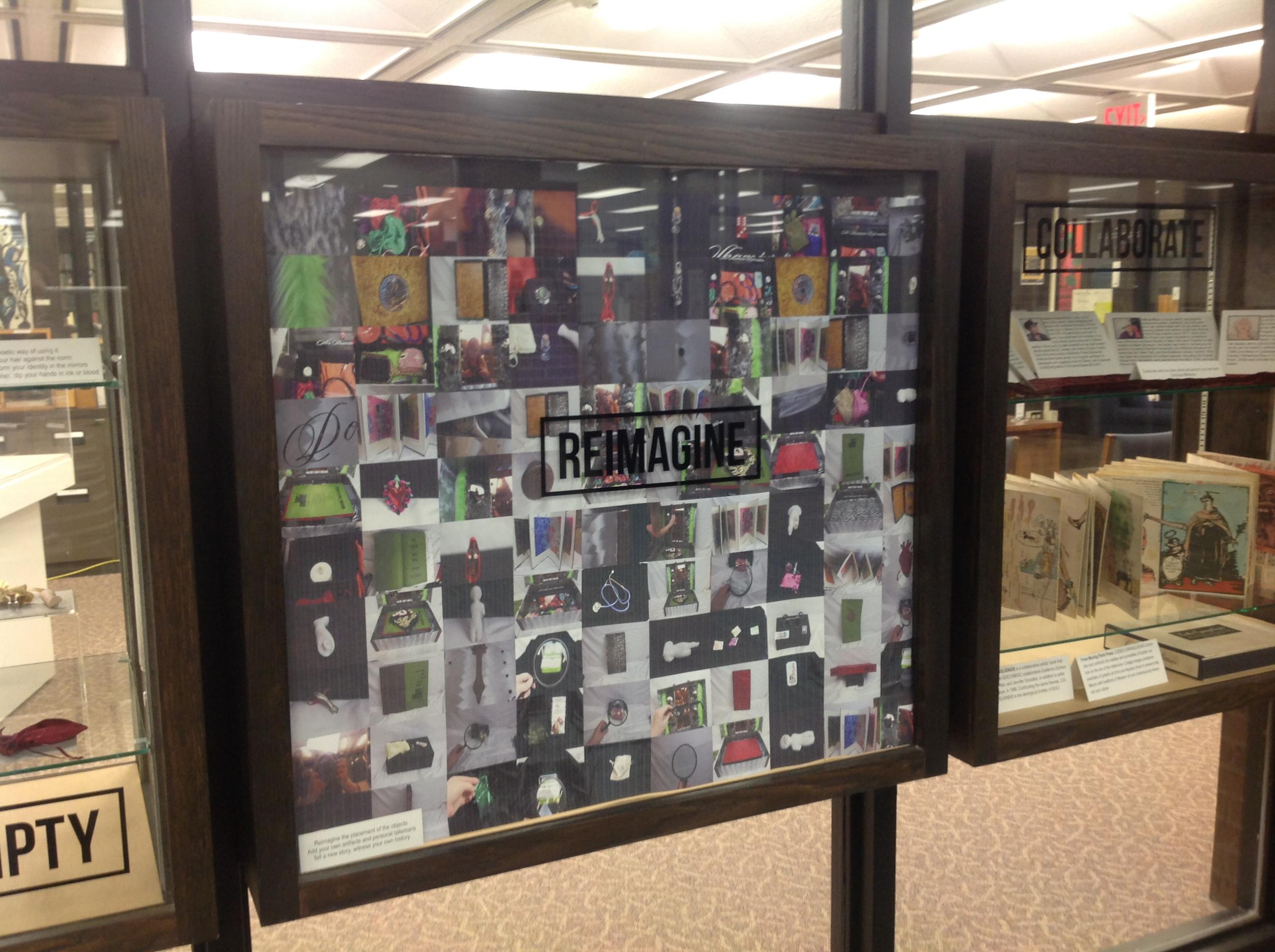 Exhibition case