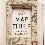 the map thief book cover