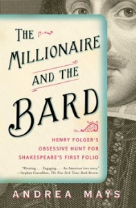 Cover of The Millionaire and the Bard