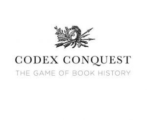 Codex Conquest logo