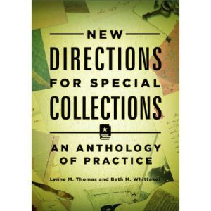 New Directions for Special collections book cover