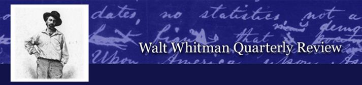 Walt Whitman Quarterly Review