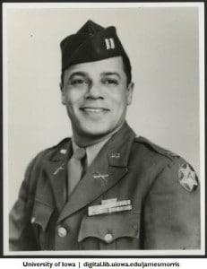 Captain James B. Morris, Jr. 1944